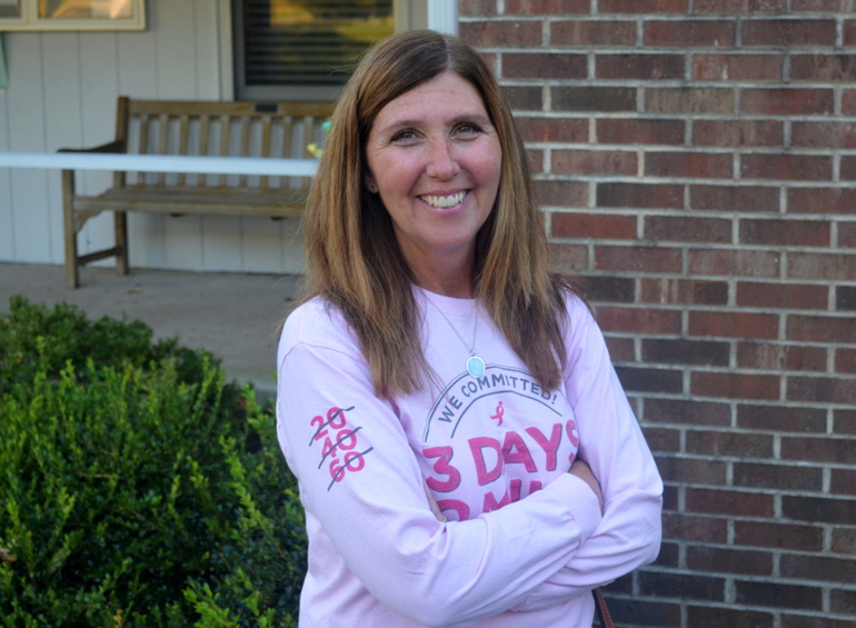 Caren Stephenson raises money for the Komen Foundation in honor of her mom, Claire.png