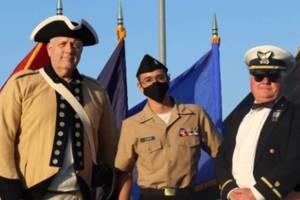 Carousel image 33455aa25ea0e8560e60 cadet jorge ramos  sons of american revolution jrotc medal