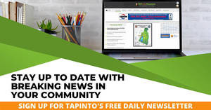 Stay Connected to Your Community! Sign up for TAPinto Morristown's FREE Newsletter