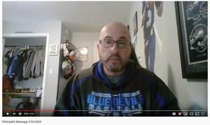 Carousel image b674d510bfddac98593a capture 2020 wrhs joe sutera video clip principal s message