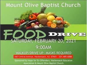 Carousel image b931c35ca6889a91da41 capture 2021 mt olive baptist church food drive sat feb 20 2021