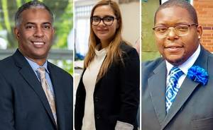 Camden Democrat Launches Mayoral Campaign Morning After Frank Moran Leaves Office