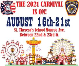 Kenilworth Fire Department Carnival to Take Place this Summer