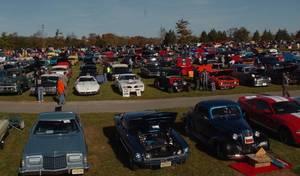 Flemington Speedway Historical Society Car Show