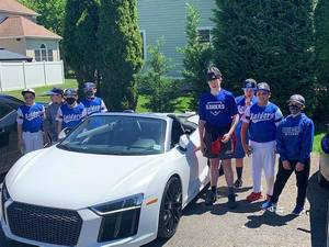 Scotch Plains-Fanwood 12U Baseball Team Holds Car Show to Raise Money for Trip to Cooperstown