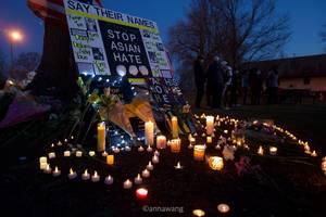 "Hundreds Showed Solidarity at Millburn's ""Stop Asian Hate"" Vigil and Rally"