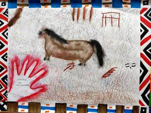 Carousel image ea9c2ba14585242fac64 cave painting by mms student mia christina hernandez