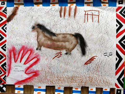 Top story ea9c2ba14585242fac64 cave painting by mms student mia christina hernandez