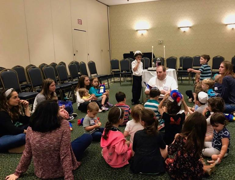 Congregation Beth Israel Announces Special Shabbat Services for Children