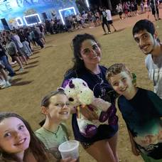 Go to the Monmouth Fair: Huge Crowds Enjoying the Many Rides and Events