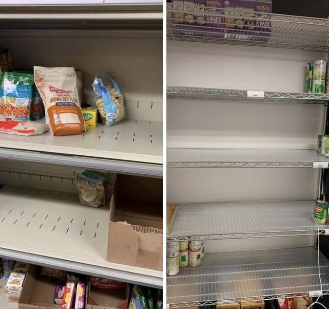 Can You Help? Food Pantry Seeks Donations