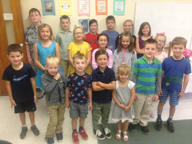 Faith Lutheran Sunday School Begins Another Church Year