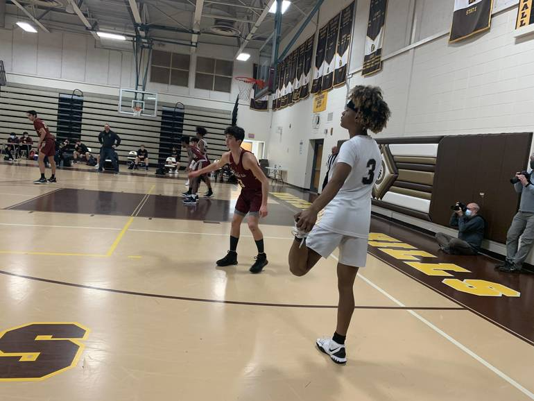 WHRHS Basketball:Watchung Hills Boys and Girls Dunk Hillsborough, Puglisi Hits Career High 25 Points