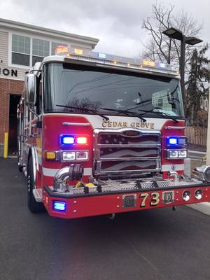 Carousel image 7fddde877cdd247bd7dc cedar grove fire truck