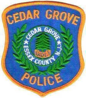 Cedar Grove Police Department Schedule Operation Prescription Drug Take-Back