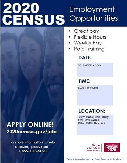 Top story 3baf8b6dd97f37f735e9 census job fair flyer dec 9