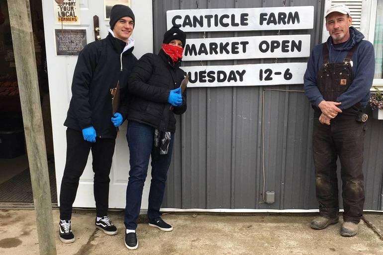 Canticle Farm
