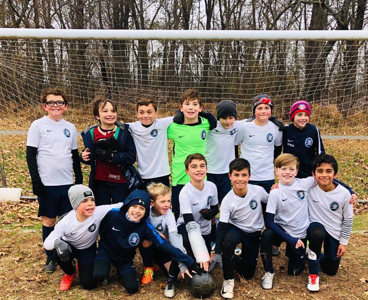Berkeley Heights Hammers Champions U11 Mid New Jersey Soccer League