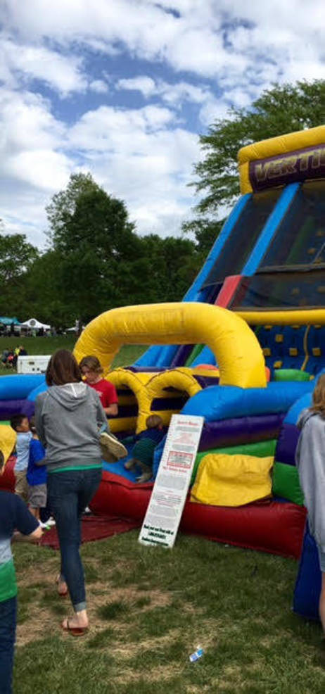 Rides, games and other amusements