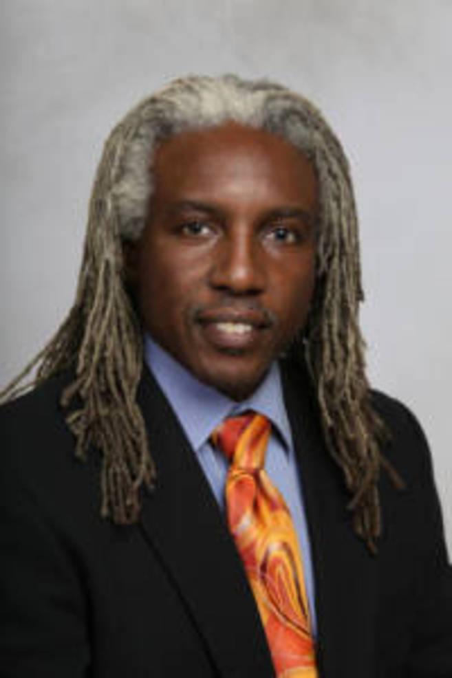 At-Large Councilman Chris Jackson