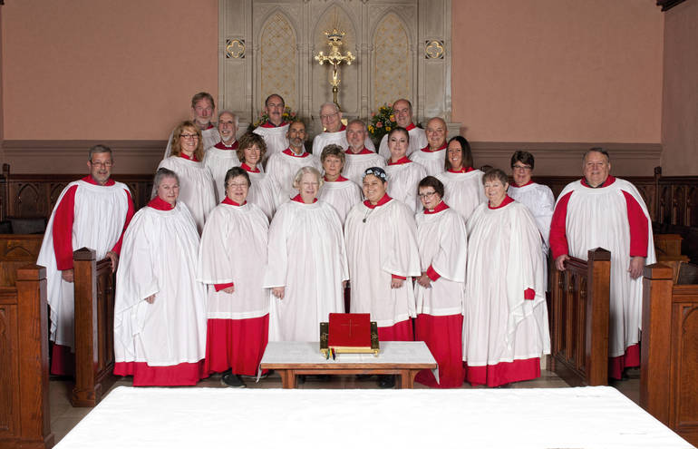 Christ Church Newton Senior Choir, Diane Lizza, Maplecroft Studio.jpg