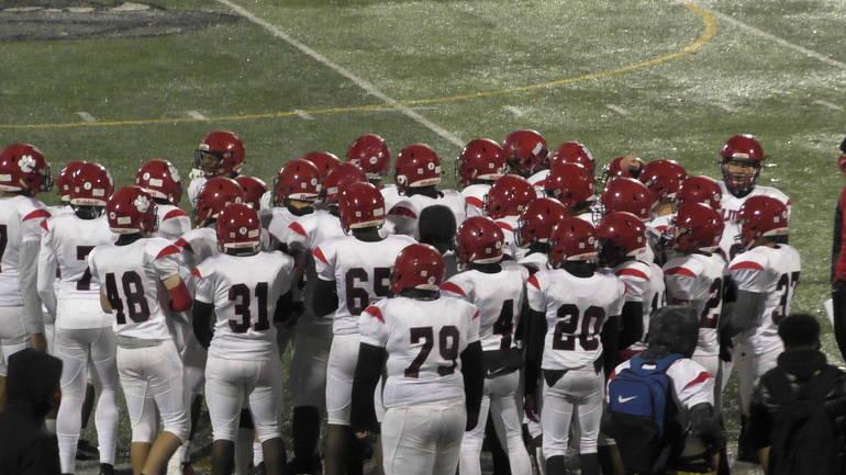 Columbia Football Falls To PCTI