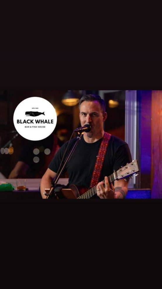 Live Music Lineup at the Old Causeway and the Black Whale