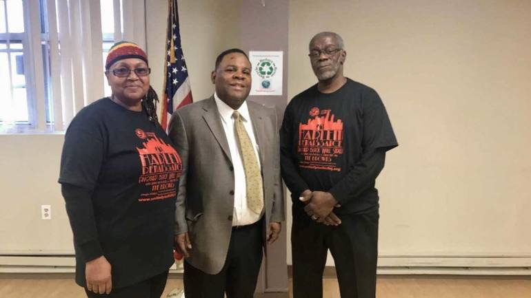 Tragedy of Emmet Till Subject of Black History Program at the Housing Authority of the City of Orange Original Play Presented by United Youth of New Jersey