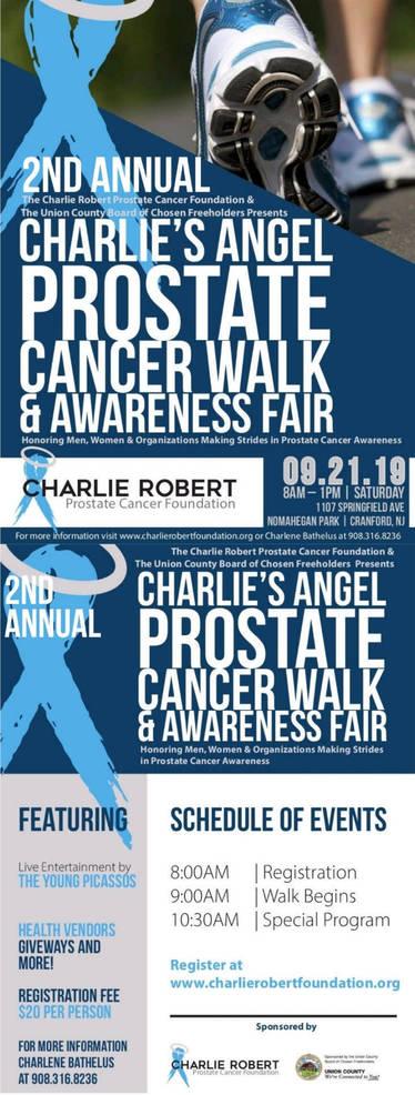 """Elizabeth 2nd Annual """"Charlies Angel"""" Prostate Cancer Walk ..."""