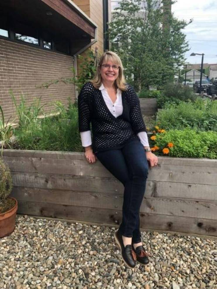 Chief Volunteer Officer of The Community YMCA Jennifer Lakefield will be honored with the Y's Visionary Award for her outstanding leadership ove.jpg