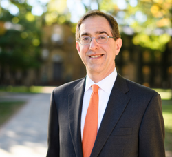 Holiday Reading: Princeton University's President Draws Some Lessons from Adversity