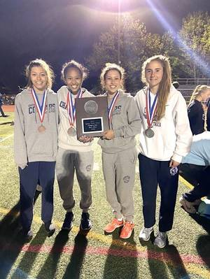 Chatham Girls Track & Field Makes School History by Winning First-Ever Morris County Relays Championship; Sprint Teams Shine