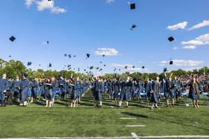 Chatham Superintendent LaSusa: 'The Class of 2021 is the Best One'; Largest Class Ever of 363 Graduate in 33rd Commencement