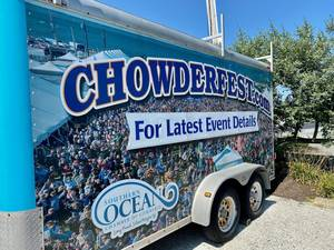 Spend September on the Chowder Trail