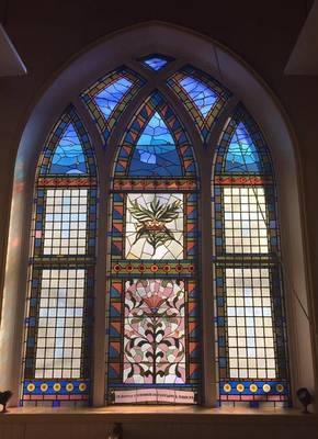 Carousel image de0640e81b512562edb9 chapel window