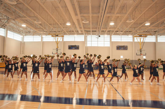 Top story eff375bf0d4644bd76b1 cheerleading in the gym