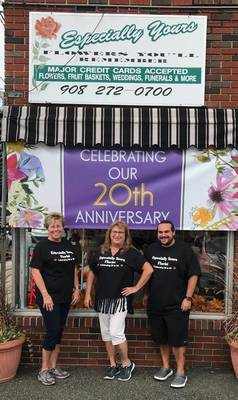 Who's Who in Kenilworth: Cindy Baker Southern Owner of Especially Yours Florist