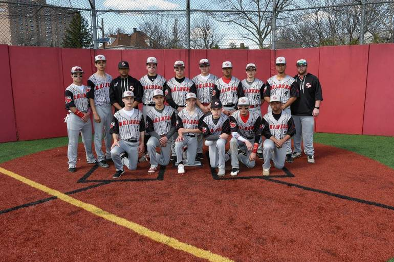 Cliffside Park baseball team from Dave Profido.jpg