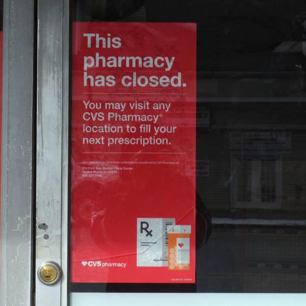 Scotch Hills Pharmacy Closes in Scotch Plains