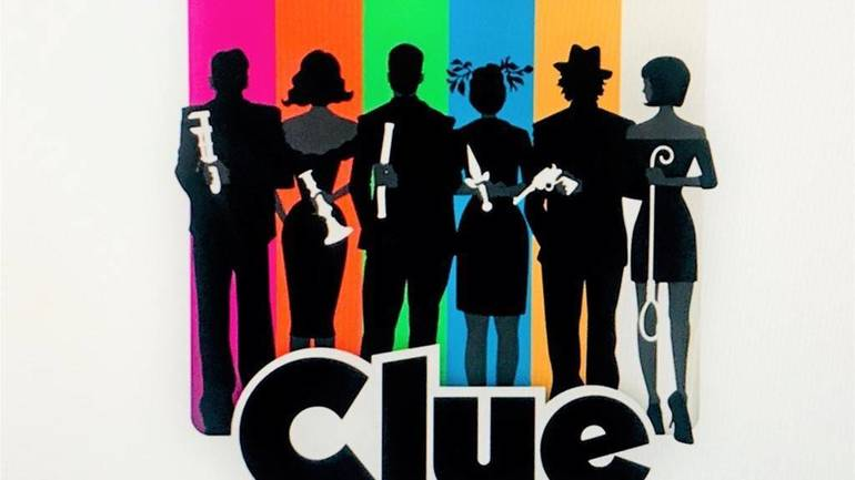 Union Catholic's Performing Arts Company Will Present Clue
