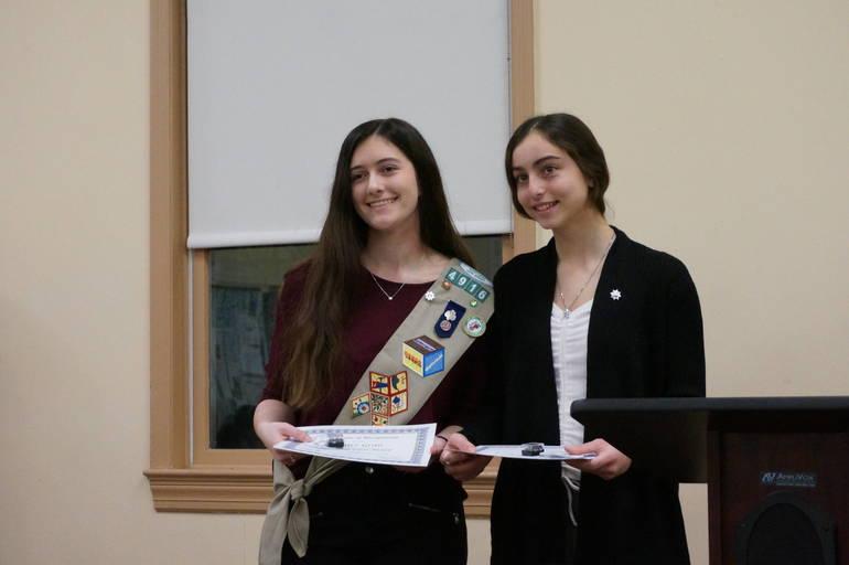 Claire Grau and Laura Adrignolo.JPG