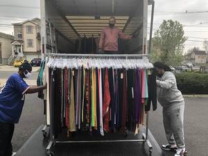 Marsha P. Johnson Family Foundation Receives Truck Load of Clothing from Hit FX Television Series, Pose