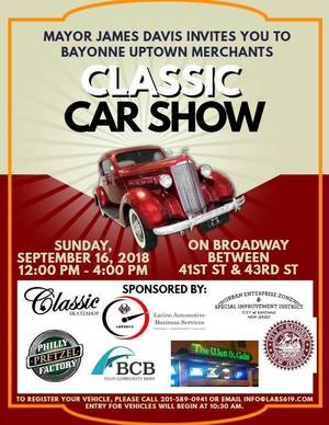 Carousel image 9d91a893a1b3137959ff classic carshow flyer   2018