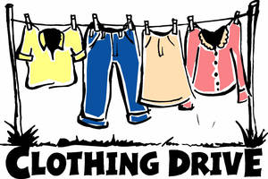 Seabrook Intermediate School Clothing Drive Through April 30th