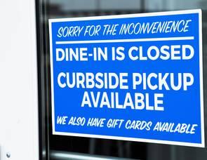 Carousel image f8639e6e4f6b1df1c9ca closed curbside