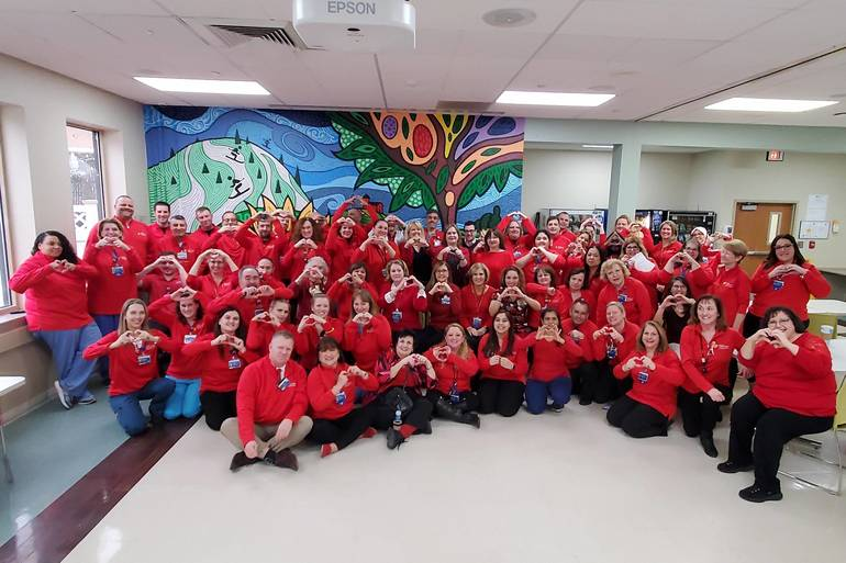 Share the Love: Recognize Extraordinary Caring