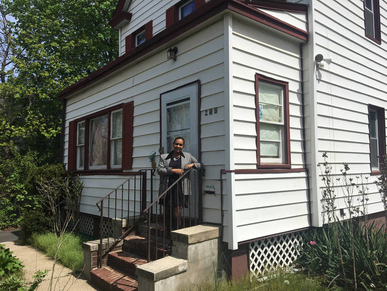 American Dream of Homeownership Comes True for Once Homeless New Arrival