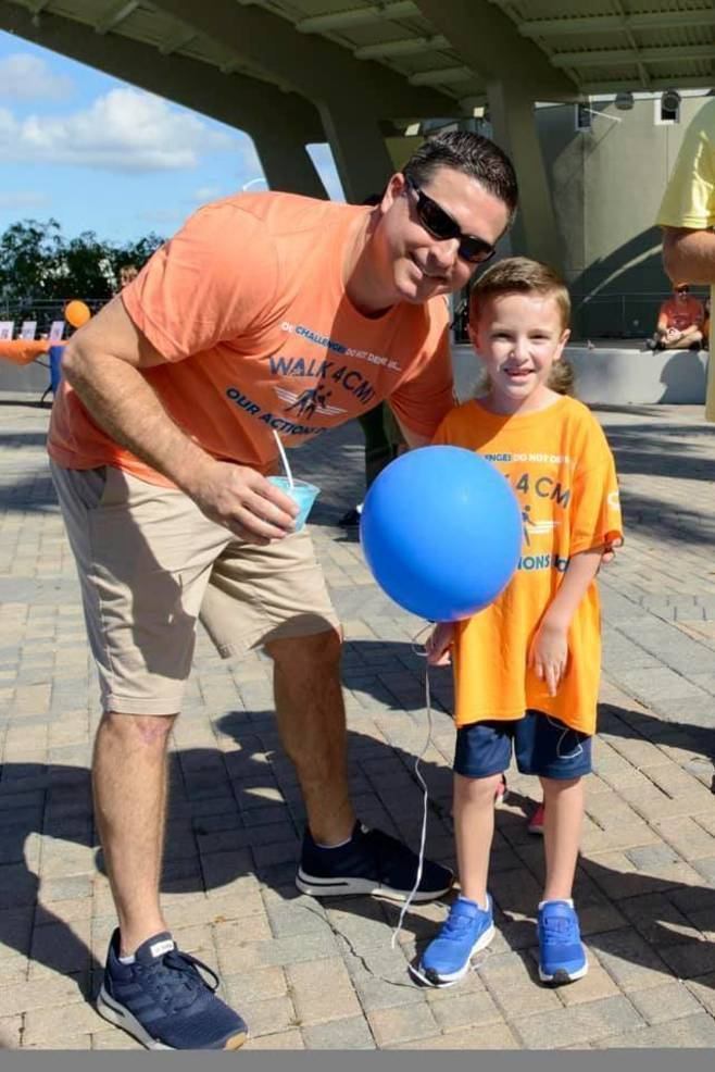 Local Family Hosts Virtual 3rd Annual Parkland Walk 4 CMT
