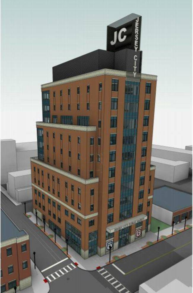 New Public Safety Headquarters to Start 'Going Vertical'