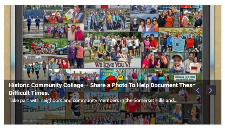 Covid Community Collage - Mr. Local History